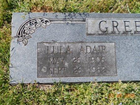 GREEN, LULA (CLOSE UP) - Hempstead County, Arkansas | LULA (CLOSE UP) GREEN - Arkansas Gravestone Photos