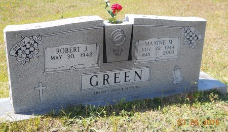 GREEN, MAXINE - Hempstead County, Arkansas | MAXINE GREEN - Arkansas Gravestone Photos