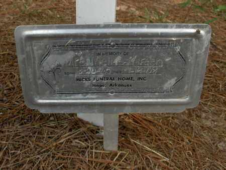 GREEN, MELISSA - Hempstead County, Arkansas | MELISSA GREEN - Arkansas Gravestone Photos