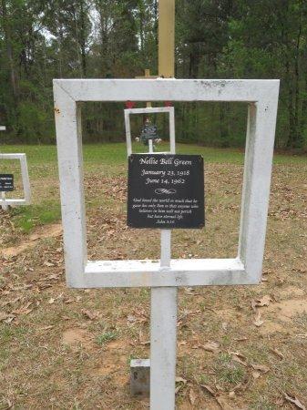 GREEN, NELLIE BELL - Hempstead County, Arkansas   NELLIE BELL GREEN - Arkansas Gravestone Photos