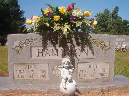 HAMILTON, ALVIN - Hempstead County, Arkansas   ALVIN HAMILTON - Arkansas Gravestone Photos
