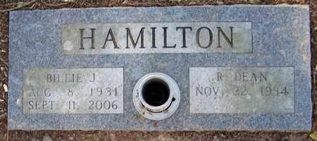 HAMILTON, BILLIE J - Hempstead County, Arkansas | BILLIE J HAMILTON - Arkansas Gravestone Photos