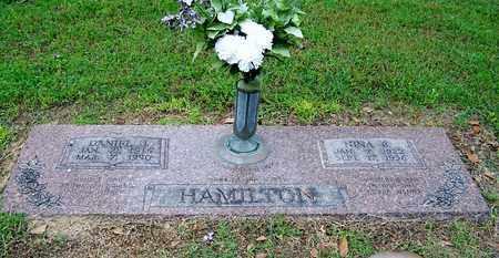 HAMILTON, NINA B - Hempstead County, Arkansas   NINA B HAMILTON - Arkansas Gravestone Photos