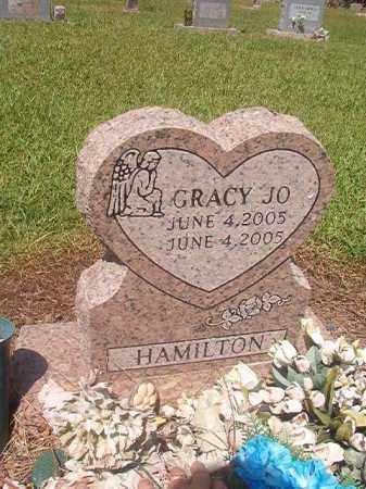 HAMILTON, GRACY JO - Hempstead County, Arkansas | GRACY JO HAMILTON - Arkansas Gravestone Photos