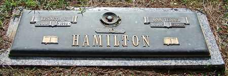 HAMILTON, KENNETH G - Hempstead County, Arkansas | KENNETH G HAMILTON - Arkansas Gravestone Photos