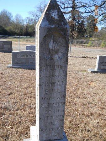 HAMILTON, KATE - Hempstead County, Arkansas   KATE HAMILTON - Arkansas Gravestone Photos