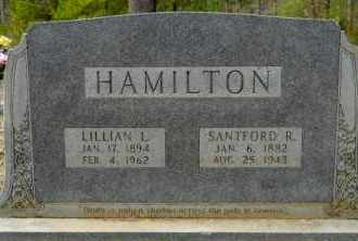 HAMILTON, LILLIAN L - Hempstead County, Arkansas | LILLIAN L HAMILTON - Arkansas Gravestone Photos