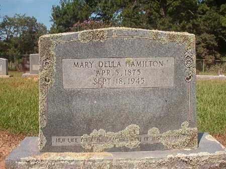 HAMILTON, MARY DELLA - Hempstead County, Arkansas | MARY DELLA HAMILTON - Arkansas Gravestone Photos