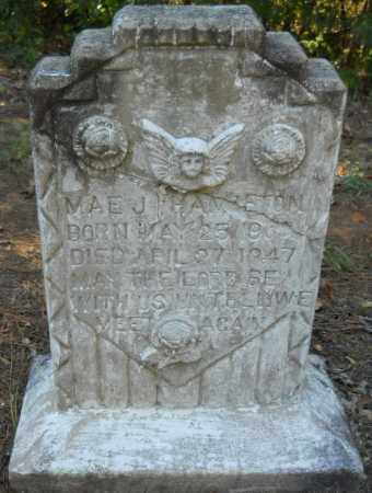 HAMILTON, MAE J - Hempstead County, Arkansas   MAE J HAMILTON - Arkansas Gravestone Photos