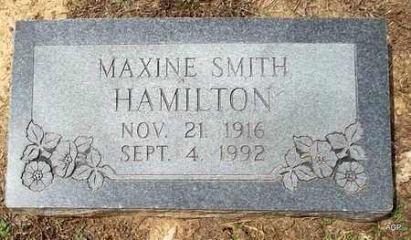 HAMILTON, MAXINE - Hempstead County, Arkansas | MAXINE HAMILTON - Arkansas Gravestone Photos