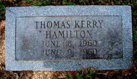 HAMILTON, THOMAS KERRY - Hempstead County, Arkansas | THOMAS KERRY HAMILTON - Arkansas Gravestone Photos