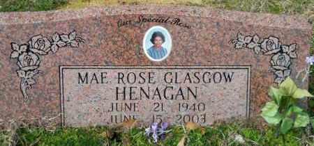 HENAGAN, MAE ROSE - Hempstead County, Arkansas | MAE ROSE HENAGAN - Arkansas Gravestone Photos