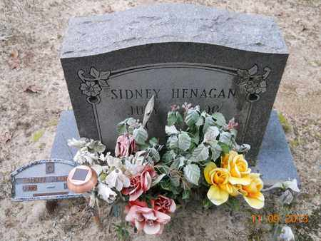 HENAGAN, SIDNEY - Hempstead County, Arkansas | SIDNEY HENAGAN - Arkansas Gravestone Photos