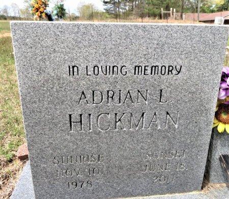 HICKMAN, ADRIAN L. (CLOSEUP) - Hempstead County, Arkansas | ADRIAN L. (CLOSEUP) HICKMAN - Arkansas Gravestone Photos