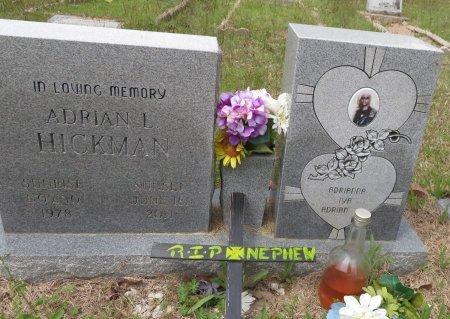 HICKMAN, ADRIAN L. - Hempstead County, Arkansas | ADRIAN L. HICKMAN - Arkansas Gravestone Photos