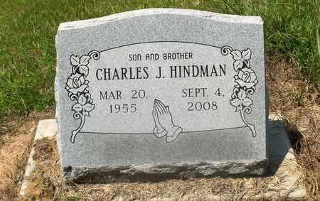HINDMAN, CHARLES J - Hempstead County, Arkansas | CHARLES J HINDMAN - Arkansas Gravestone Photos