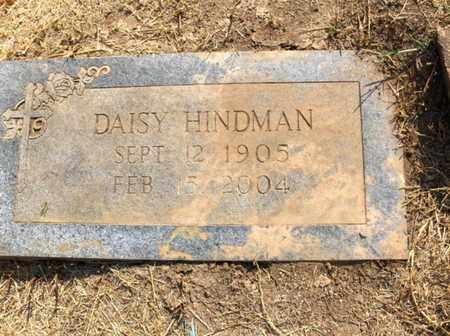 HINDMAN, DAISY - Hempstead County, Arkansas   DAISY HINDMAN - Arkansas Gravestone Photos