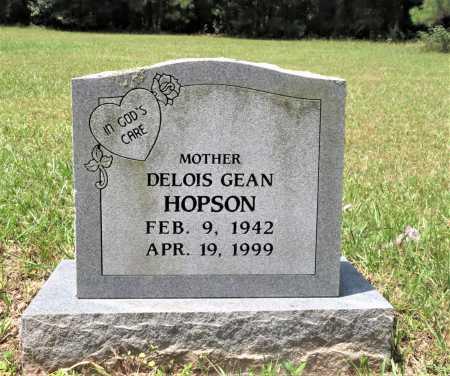 HOPSON, DELOIS GEAN - Hempstead County, Arkansas   DELOIS GEAN HOPSON - Arkansas Gravestone Photos