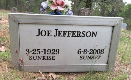 JEFFERSON, JOE - Hempstead County, Arkansas | JOE JEFFERSON - Arkansas Gravestone Photos