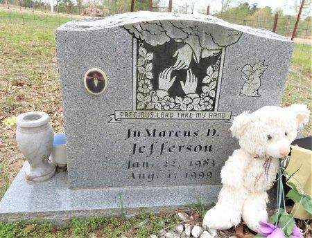 JEFFERSON, JU MARCUS D. - Hempstead County, Arkansas | JU MARCUS D. JEFFERSON - Arkansas Gravestone Photos