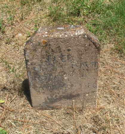 JEFFERSON, JR, FRED - Hempstead County, Arkansas | FRED JEFFERSON, JR - Arkansas Gravestone Photos