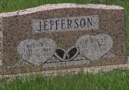 JEFFERSON, MABEL L. - Hempstead County, Arkansas | MABEL L. JEFFERSON - Arkansas Gravestone Photos