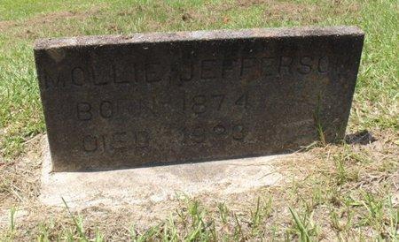 JEFFERSON, MOLLIE - Hempstead County, Arkansas   MOLLIE JEFFERSON - Arkansas Gravestone Photos