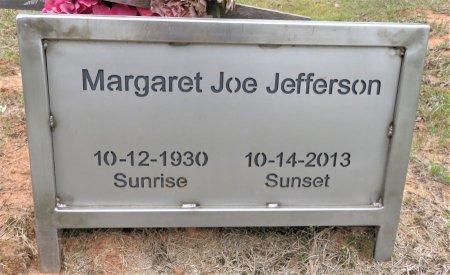 JEFFERSON, MARGARET JOE - Hempstead County, Arkansas | MARGARET JOE JEFFERSON - Arkansas Gravestone Photos