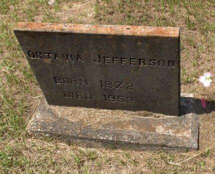 JEFFERSON, OCTAVIA - Hempstead County, Arkansas | OCTAVIA JEFFERSON - Arkansas Gravestone Photos