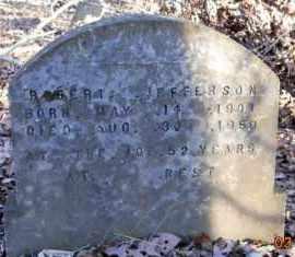 JEFFERSON, ROBERT - Hempstead County, Arkansas | ROBERT JEFFERSON - Arkansas Gravestone Photos