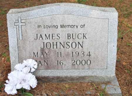 JOHNSON, JAMES BUCK - Hempstead County, Arkansas | JAMES BUCK JOHNSON - Arkansas Gravestone Photos