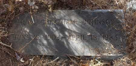 JOHNSON, LAURA - Hempstead County, Arkansas | LAURA JOHNSON - Arkansas Gravestone Photos