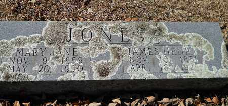 JONES, MARY JANE - Hempstead County, Arkansas | MARY JANE JONES - Arkansas Gravestone Photos