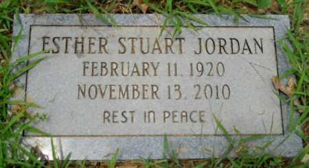 STUART, ESTHER - Hempstead County, Arkansas | ESTHER STUART - Arkansas Gravestone Photos