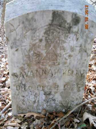 KELLEY, SAVANAH - Hempstead County, Arkansas | SAVANAH KELLEY - Arkansas Gravestone Photos
