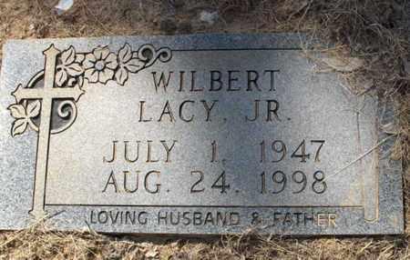 LACY, JR, WILBERT - Hempstead County, Arkansas | WILBERT LACY, JR - Arkansas Gravestone Photos
