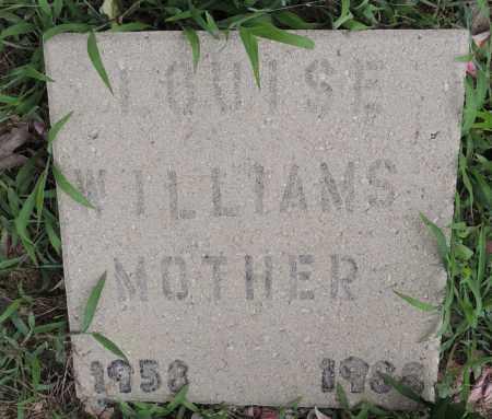 WILLIAMS, LOUISE - Hempstead County, Arkansas | LOUISE WILLIAMS - Arkansas Gravestone Photos