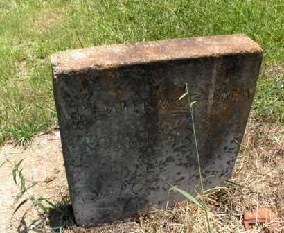 MCFADDEN, BENNER - Hempstead County, Arkansas | BENNER MCFADDEN - Arkansas Gravestone Photos