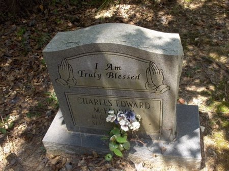 MCFADDEN, CHARLES EDWARD - Hempstead County, Arkansas | CHARLES EDWARD MCFADDEN - Arkansas Gravestone Photos