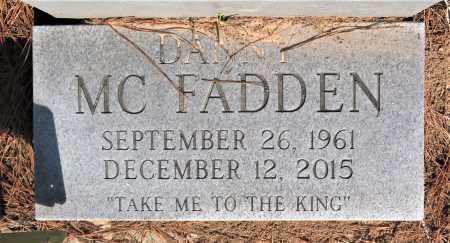 MCFADDEN, DANNY - Hempstead County, Arkansas | DANNY MCFADDEN - Arkansas Gravestone Photos
