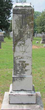 MCFADDEN, E F - Hempstead County, Arkansas   E F MCFADDEN - Arkansas Gravestone Photos