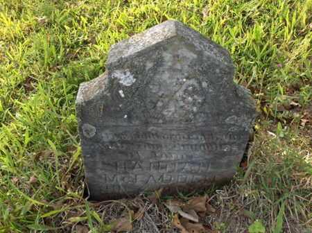 MCFADDEN, HANNAH - Hempstead County, Arkansas | HANNAH MCFADDEN - Arkansas Gravestone Photos
