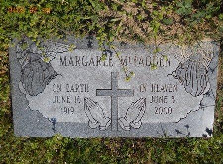MCFADDEN, MARGAREE - Hempstead County, Arkansas   MARGAREE MCFADDEN - Arkansas Gravestone Photos