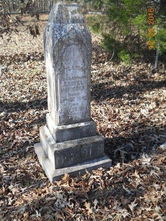MCFADDEN, RACHEL - Hempstead County, Arkansas | RACHEL MCFADDEN - Arkansas Gravestone Photos