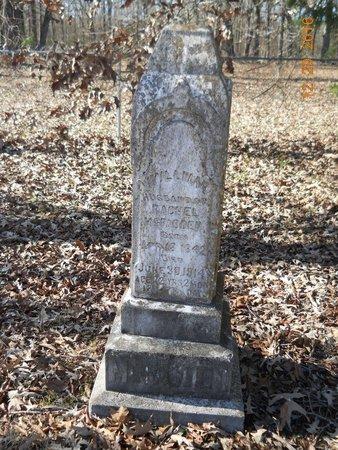 MCFADDEN, WILLIAM - Hempstead County, Arkansas | WILLIAM MCFADDEN - Arkansas Gravestone Photos