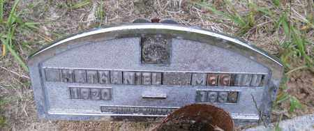 MCGILL, NATHANIEL - Hempstead County, Arkansas | NATHANIEL MCGILL - Arkansas Gravestone Photos