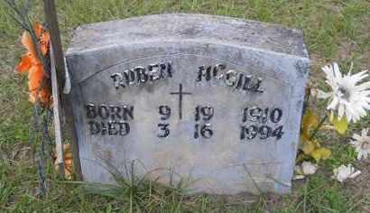 MCGILL, RUBEN - Hempstead County, Arkansas   RUBEN MCGILL - Arkansas Gravestone Photos