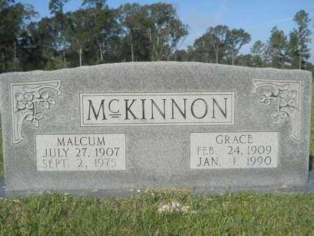 MCKINNON, GRACE - Hempstead County, Arkansas | GRACE MCKINNON - Arkansas Gravestone Photos