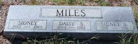 MILES, SIDNEY S - Hempstead County, Arkansas | SIDNEY S MILES - Arkansas Gravestone Photos