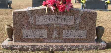 MOORE, CECIL W - Hempstead County, Arkansas | CECIL W MOORE - Arkansas Gravestone Photos